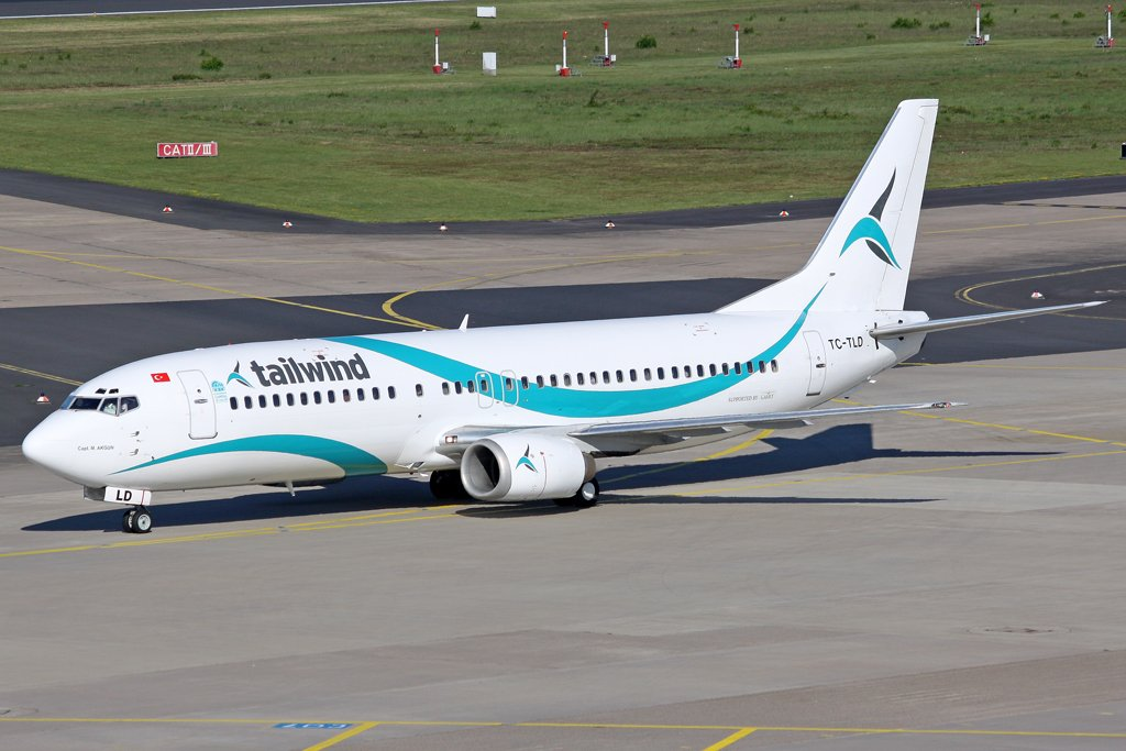 Airline Teylvind Airlines (Tailwind Airlines). Official sayt.3